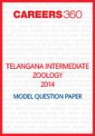 Telangana Intermediate Zoology Model Question Paper 2014