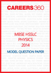 MBSE HSSLC Physics Model Question Paper 2014