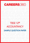 TBSE 12th Accountancy Sample Question Paper