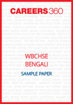 WBCHSE Bengali Sample Paper