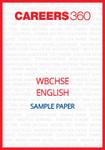 WBCHSE English Sample Paper