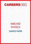 WBCHSE Physics Sample Paper