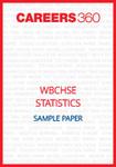 WBCHSE Statistics Sample Paper