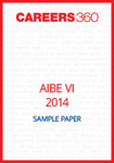 AIBE VI 2014 Sample Paper