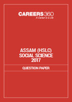 Assam HSLC Question Papers Social Science 2017