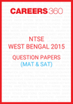 NTSE West Bengal 2015 Question Papers