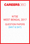 NTSE West Bengal 2017 Question Papers