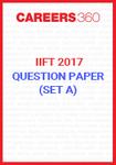 IIFT 2017 Question Paper
