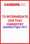 TS Intermediate (2nd year) Chemistry Question Paper 2017