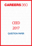 CEED 2017 Question Paper