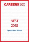 NEST 2018 Question Paper