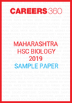 Maharashtra HSC Biology 2019 Sample Papers