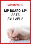 MP Board 12th Arts Syllabus