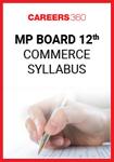 MP Board 12th Commerce Syllabus