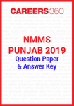 NMMS Punjab 2019 Question Paper & Answer Key