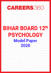 Bihar Board 12th Psychology Model Paper 2020
