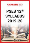 PSEB 12th Syllabus 2019-20