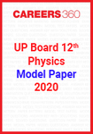 UP board 12th Physics Model Paper 2020