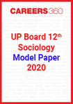 UP board 12th Sociology Model Paper 2020
