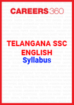 Telangana SSC English Syllabus