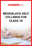 Meghalaya SSLC Syllabus for Class 10