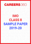 IMO Class 8 Sample Paper 2019-20