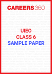 UIEO Class 6 Sample Paper