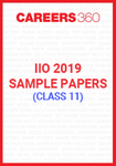IIO 2019 Sample Papers (Class 11)