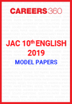 JAC 10th English Model Papers 2019