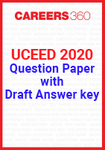 UCEED 2020 Question Paper and Draft Answer Key