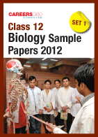 Class 12 CBSE Board Exam 2012 Biology Sample Paper Set 1