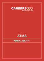 ATMA verbal Ability 1