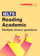 IELTS Academic Reading Practice Test- Multiple choice questions