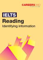IELTS General Training Reading Practice Test- Identifying information