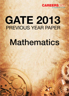 GATE 2013 Mathematics Previous Year Paper
