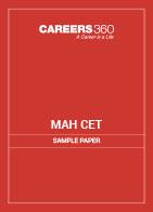 MAH CET Sample Paper