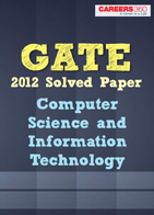 GATE Computer Science & Information Technology-CS & IT Solved Paper 2012