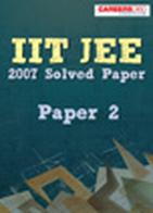 IIT JEE 2007 Paper2 Solved Paper-FIITJEE