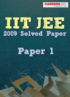 IIT JEE 2009 Paper1 Solved Paper-FIITJEE