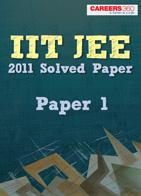 IIT JEE 2011 Paper1 Solved Paper-FIITJEE