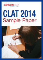 CLAT 2014 Sample Paper Solved
