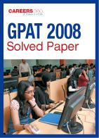 GPAT 2008 Solved Paper