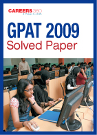 GPAT 2009 Solved Paper