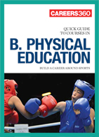 Careers360 Quick Guide to Bachelor in Physical Education