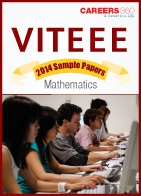 VITEEE 2014 Mathematics- Sample Papers