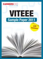VITEEE Sample Paper 2011