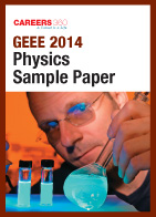 Download GEEE 2014 Physics Sample Paper
