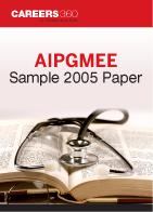 AIPGMEE 2005 Question Paper