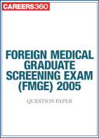 FMGE 2005 Question Paper