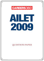 AILET 2009 Sample Paper